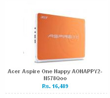 Acer Aspire One Happy AOHAPPY2-N578Q